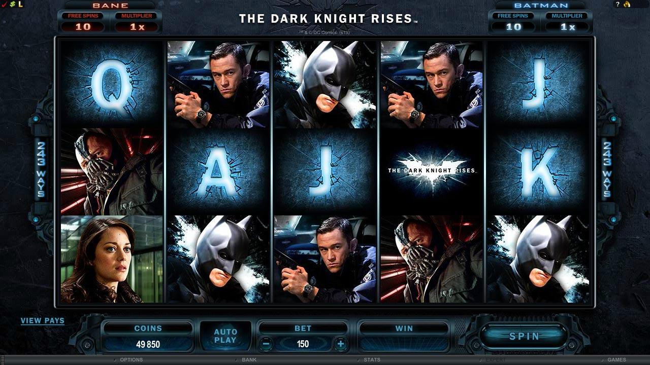 The Dark Knight Rises™ kan være Jokeren i flokken i september